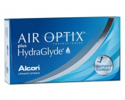 Air Optix Plus Hydraglyde 2x3 Stck. Alcon