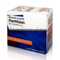 Purevision Toric 1 x 6