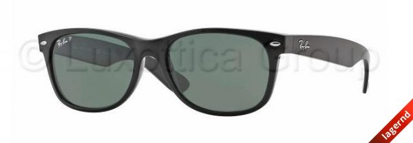 Ray-Ban RB 2132 901/58 Polarized NEW WAYFARER 55