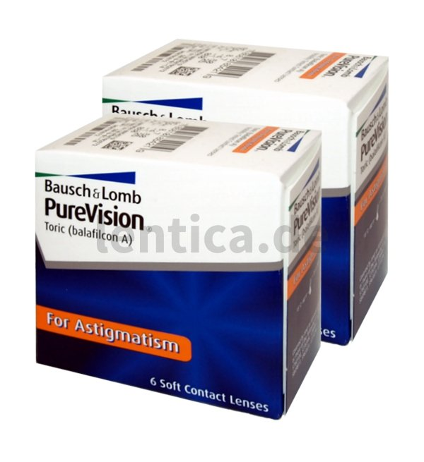 Purevision Toric 2 x 6
