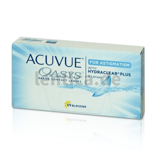 Acuvue oasys for Astigmatism 1 x 6 Stck.