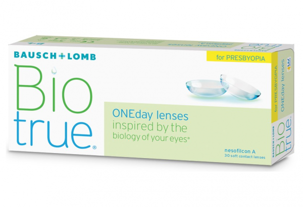 Biotrue ONE day Presbyopia Multifocal  2 x 30  Stck.