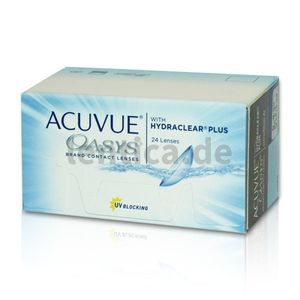Acuvue oasys with Hydraclear Plus 12 Stck .  Neu