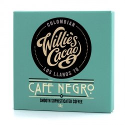 Willie's Cacao - Czekolada 70% - Cafe Negro 50g