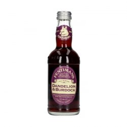 Fentimans Dandelion & Burdock - Napój 275 ml