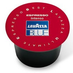 LAVAZZA KAPSUŁKI BLUE POINT ESPRESSO INTENSO 100 SZT