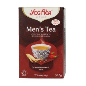 Yogi Tea - Men's Tea - Herbata 17 Torebek