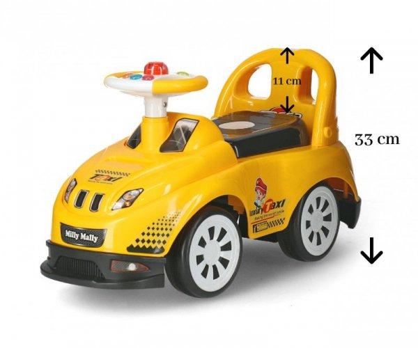 Pojazd Bravo Taxi