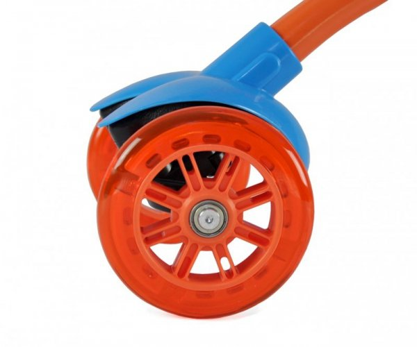 Pojazd Orion Flash Blue-Orange