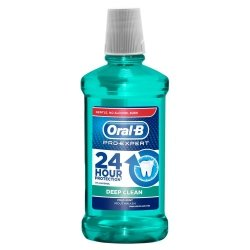 Oral-B Pro-Expert Płyn 500ml Deep Clean