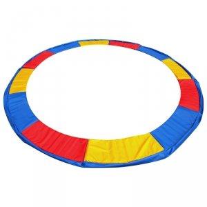 Kolorowa osłona sprężyn trampoliny 10ft 305-312 cm