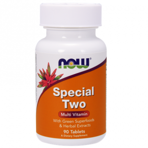 NOW FOODS Special Two 90 tabl. vege