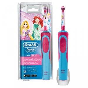 Szczoteczka do zębów Braun Vitality kids Princess (kolor różowy)