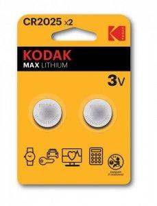 Kodak CR2025 Jednorazowa bateria Lit
