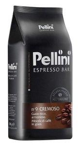 Kawa Pellini Espresso Bar Cremoso 1 kg, Ziarnista