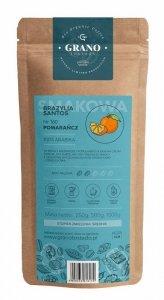 Kawa średnio mielona Granotostado POMARAŃCZ 500g