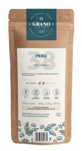 Grano Tostado Peru Kawa ziarnista 1000 g