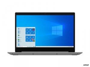 Lenovo IdeaPad 3 15ADA05 Ryzen 7 3700U 15.6 FHD TN 220nits Anti-glare 8GB DDR4-2400 512GB SSD M.2 2280 PCIe 3.0x4 NVMe Radeon RX Vega 10 Graphics Windows 10 Home 81W100SRPB Platinum Grey
