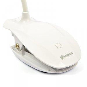 Lampka LED VAKOSS LD-T0143W (Biały)