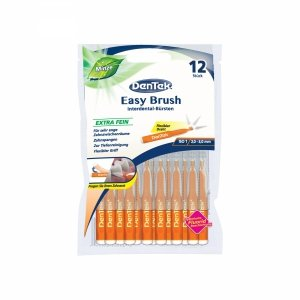 Dentek Interdental 0,45mm Easy Brush 12 sztuk