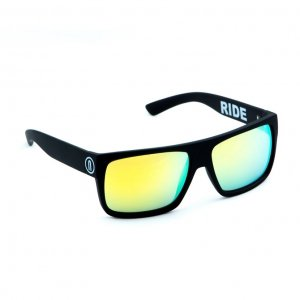 Okulary  Neon Ride (black/gold)