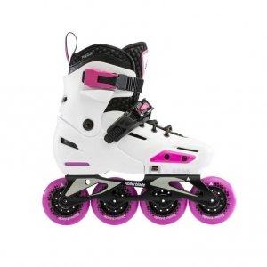Rolki Rollerblade Apex G (white/pink) 2021