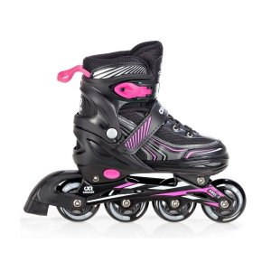 Rolki Croxer Optima (black/pink)