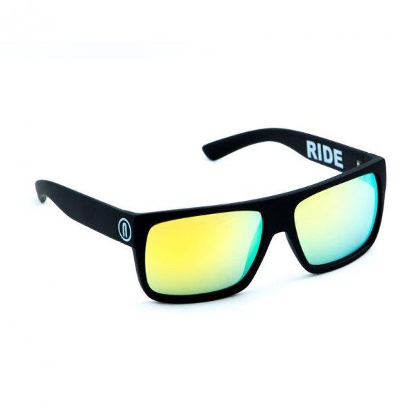 Okulary  Neon Ride (black/gold)