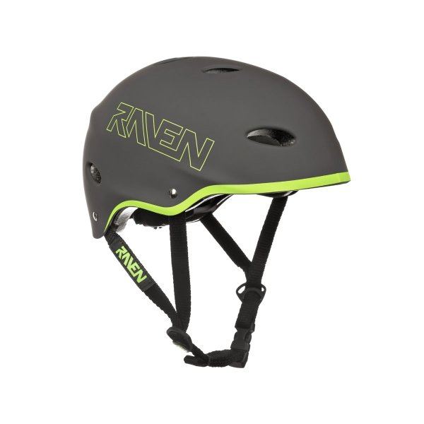 Kask Raven F511 Grey/Lime