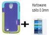 Obudowa Case Samsung Galaxy S4 + szkło hartowane 0.3mm