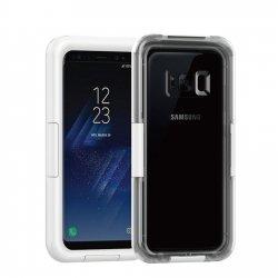 Obudowa biała etui wodoodporna IP68 Samsung S8+
