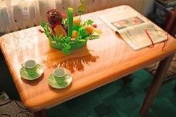 POLYMACRO Podkładka mata obrus na stół biurko POLIWĘGLAN Wymiar indywidualny