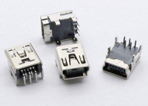 Gniazdo mini-USB 5PIN pad PS3 Tablet nawigacja gps