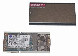 Dysk zewnętrzny SSD Portable 1,8 240GB