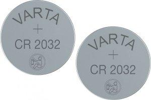 Komplet 2 szt bateria CR2032 Varta Gdańsk