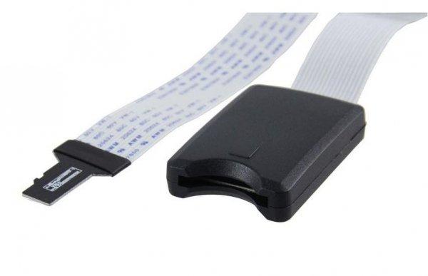 Przedłużacz extender micro SD TF przedłużenie złącza kart na SD