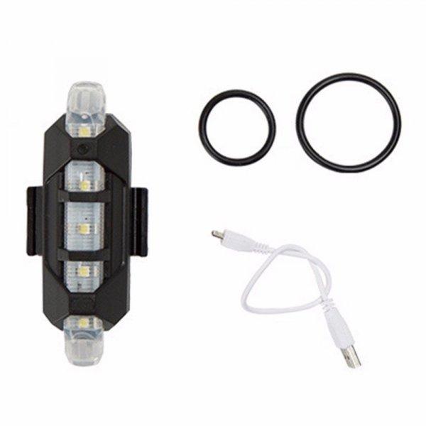 LAMPKA LED ROWER ROWEROWA ładowana USB gdańsk