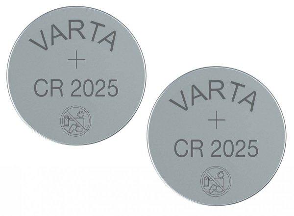 bateria varta cr2025 3V -2szt kpl marketzone Gdańsk