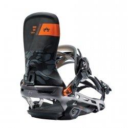 Wiązania snowboardowe Rome Targa (camo black) 2019