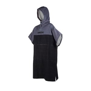 Mystic Poncho (black/grey) 2019