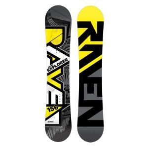 Deska snowboardowa Raven Explorer 2021