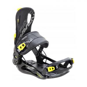 Wiązania snowboardowe Raven FT270 (lemon) 2020