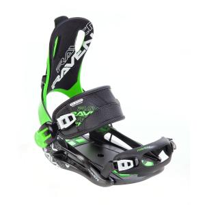 Wiązania snowboardowe Fastec Raven FT270 (green) 2020