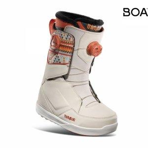 Buty snowboardowe ThirtyTwo Lashed Double BOA Wmn (tan) 2021