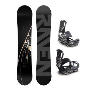 Zestaw Raven Element Carbon 2020 + Raven FT 270 black