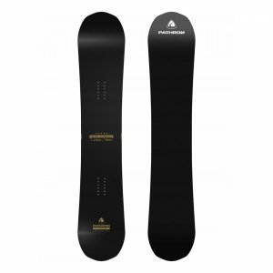Deska snowboardowa Pathron Carbon Gold 2021
