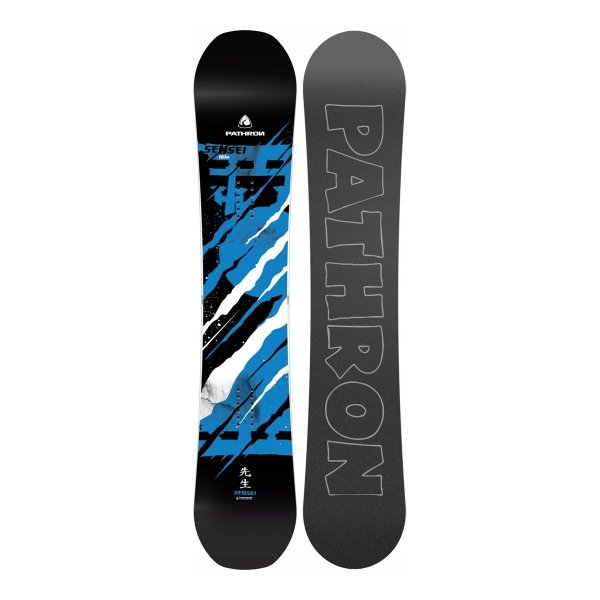Deska snowboardowa Pathron Sensei Blue 2020