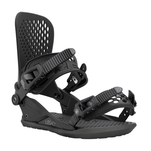 Wiązania snowboardowe Union Legacy (black) 2021