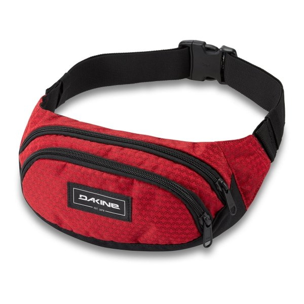 saszetka nerka dakine hip pack crimson red