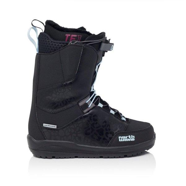 Buty snowboardowe Northwave Dahlia SL (black) 2020